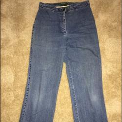 Ralph Lauren Jeans | Lauren Jeans Co. Denim Jeans Sz. 8 | Color: Blue | Size: 8