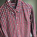 J. Crew Shirts | J Crew Shirt Slim Stretch Fit | Color: Red | Size: S