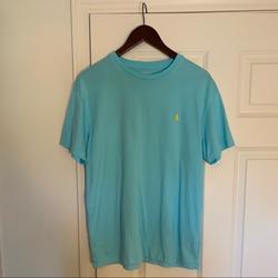 Polo By Ralph Lauren Shirts   Polo Shirt, Casual Shirt, Tee Shirt, Short Sleeve   Color: Blue   Size: M