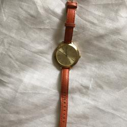 Michael Kors Accessories | Orange And Gold Michael Kors Watch | Color: Gold/Orange | Size: Os