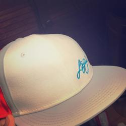 Nike Accessories   New Nike Lebron James Official Hat Coral&Blue   Color: Blue/Pink   Size: Os