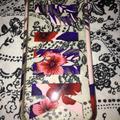 Victoria's Secret Accessories | Clear Hawaiian Vs 6s Case Bogo All Phone Cases | Color: Blue/Pink | Size: 6s