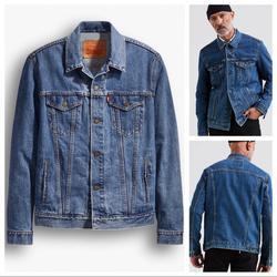 Levi's Jackets & Coats | Levis Mens Classic Denim Trucker Jean Jacket 2xl | Color: Blue | Size: Xxl