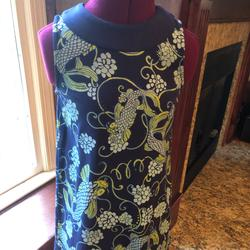 Lilly Pulitzer Dresses   Lilly Pulitzer Dress + Lilly Pulitzer Sweater   Color: Blue/Green   Size: 7g