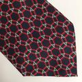 Polo By Ralph Lauren Accessories | Polo Ralph Lauren Navy Red Silk Tie | Color: Blue/Red | Size: Os