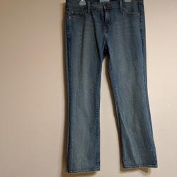 Levi's Jeans   Levi'S Women'S Low Boot Cut Denim Jeans Size 14m   Color: Blue   Size: Women'S Low Boot Cut Jeans Size: 14m