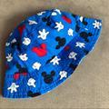 Disney Accessories   Disney Reversible Sun Hat   Color: Blue   Size: Osb