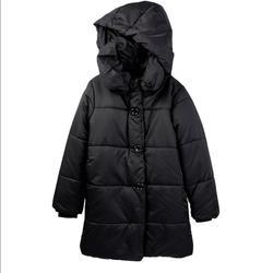Kate Spade Jackets & Coats | Kate Spade Girls Jacket | Color: Black/Gold | Size: Mg