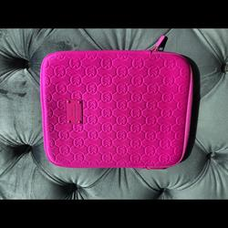 Michael Kors Accessories   Michael Kors Ipad Tablet Sleeve Cover Bag Pink   Color: Pink   Size: 10 X 8