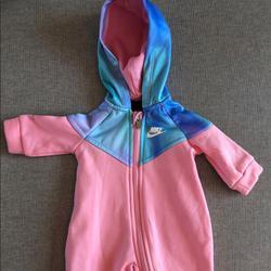 Nike One Pieces | Nike Unicorn Baby Dri-Fit | Color: Pink/Purple | Size: Newborn