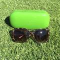 Kate Spade Accessories | Kate Spade Tortoise Sunglasses | Color: Brown/Tan | Size: Os