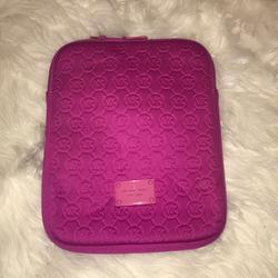 Michael Kors Accessories   Michael Kors Ipad Case   Color: Pink   Size: 8w X 10h