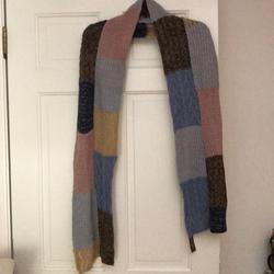 Ralph Lauren Accessories | Ralph Lauren Scarf. Multicolored, Nwt | Color: Blue/Pink | Size: Os