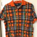 Polo By Ralph Lauren Shirts   Polo Shirt Two Polo Shirts $20   Color: Blue/Orange   Size: M