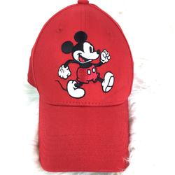 Disney Accessories | Disney Mickey Snapback Hat | Color: Red | Size: Os