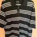 Adidas Shirts | Mens Adidas Shirt Short Sleeve Xl Polyester | Color: Black/White | Size: Xl