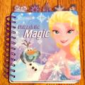 Disney Other | Disney Frozen Notebook Diary Travel Journal | Color: black | Size: One Size