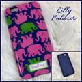 Lilly Pulitzer Accessories   Lilly Pulitzer Iphone 6 Case   Color: Blue/Pink   Size: Iphone 6 Case