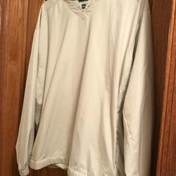 Nike Jackets & Coats | Mens Golf Long Sleeved Golf Vest | Color: Cream | Size: Xl