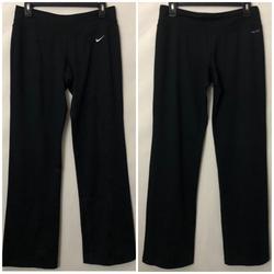 Nike Pants & Jumpsuits   Nike Dri Fit Boot Cut Yoga Work Out Pants Black   Color: Black   Size: S