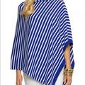 Lilly Pulitzer Jackets & Coats | Lilly Pulitzer Harp Cape. In Euc | Color: White | Size: Os