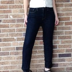 Levi's Jeans | Levis 541 Dark Denim Jeans Retro Style 30 X 30 | Color: Blue | Size: 30