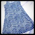 Lilly Pulitzer Swim | Lily Pulitzer Coverup | Color: Blue/White | Size: Xs