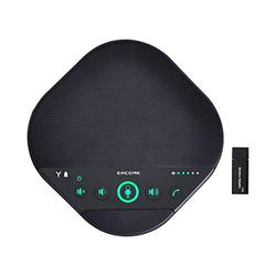 POVOKICI SV16W 5.8G Wireless Speakerphone/Conference Speakerphone for Holding Meetings with Perfect Sound Quality