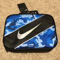 Nike Bags | Nike Insulated Lunch Bag Lunch Box | Color: Blue | Size: Os