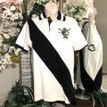 Polo By Ralph Lauren Shirts   Polo Ralph Lauren Classic Fit Polo   Color: Black/White   Size: S