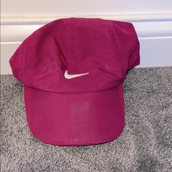 Nike Accessories   Nike Womens Hat Purple Running Hat Dry Fit   Color: Pink/Purple   Size: Os