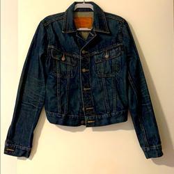 Ralph Lauren Jackets & Coats | Ralph Lauren Classic Denim Jacket | Color: Blue | Size: M