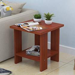 Foldable Laptop Stand End Tables Modern Side Table Living Room Sofa Side Table Small End Table Coffee Table Bedroom Bedside Table Nightstand Home Furniture (Color : 30x30x32cm C)