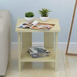 Foldable Laptop Stand End Tables Modern Side Table Living Room Sofa Side Table Small End Table Coffee Table Bedroom Bedside Table Nightstand Home Furniture (Color : 30x30x32cm E)
