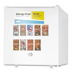 Summit AZAR2W 1.7 cu ft Countertop Refrigerator w/ Solid Door - White, 115v