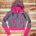 Lululemon Athletica Jackets & Coats | Lululemon Active Jacket | Color: Blue/Pink | Size: 12
