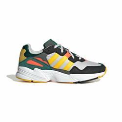 Adidas Shoes | Adidas Originals Yung-96 Men'S Sneakers Sports | Color: Black/Green | Size: 10