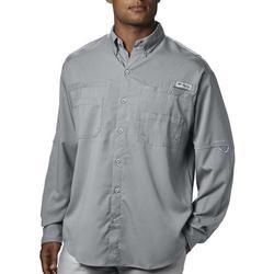 Columbia Mens PFG Tamiami II Long Sleeve Shirt