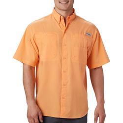 Columbia Mens PFG Tamiami II Short Sleeve Shirt