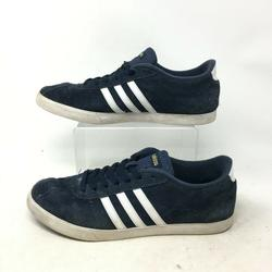 Adidas Shoes | Adidas Courtset Sneakers Casual Shoes Aw4212 Low T | Color: Blue | Size: 10