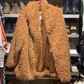 Torrid Jackets & Coats   Camel Color Teddy Bear Faux Fur Coat From Torrid   Color: Brown/Tan   Size: 1x