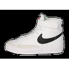 Baskets Nike Blazer Mid '77 Enfant Blanche Et Noire