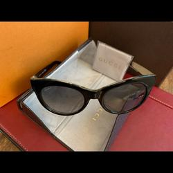 Gucci Accessories   Authentic Gucci Women Sunglasses With Case Nwt   Color: Black   Size: Os