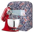 Stand Mixer Dust Cover, Stand Mixer Cover with Paisley Print, 6-8 Quart Kitchenaid Mixer Cover Compatible with Kitchenaid/Hamilton Mixers, All Tilt Head Bowl Lift Models, Kitchen Accessory (Y01)