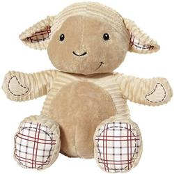 L.A. Baby Cinch By Dexbaby Plush Sleep Aid Womb Sound Soother MobileFabric in Brown, Size 7.3 H x 8.5 W x 10.5 D in | Wayfair CSS-LM