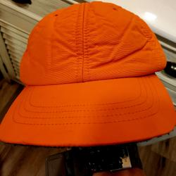 J. Crew Accessories | J. Crew Hunter Orange Insulated Baseball Style Hat | Color: Orange | Size: Os