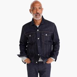 Levi's Jackets & Coats | Mens Classic J Crew Denim Jean Jacket L Xl | Color: Blue | Size: Xl