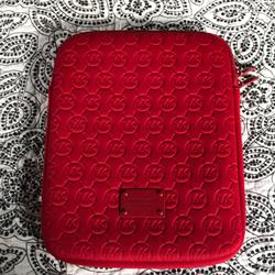 Michael Kors Accessories | Michael Kors Ipad Case | Color: Red | Size: Os