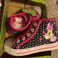 Disney Shoes   Minnie Mouse Shoes Size 11   Color: Blue   Size: 11g