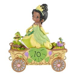 Disney The Princess and the Frog Tiana Figurine Table Decor by Precious Moments, Multicolor